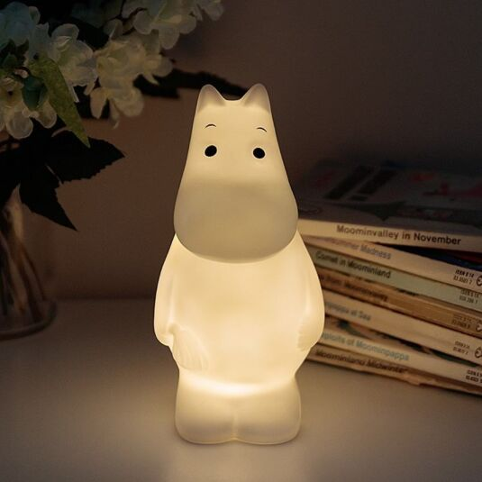 LED Moomin Lamp