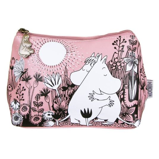 Moomin Love Makeup Bag