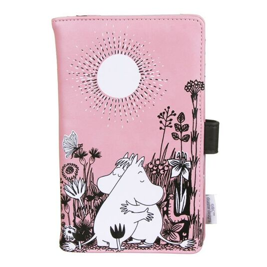 Moomin Love Travel Wallet