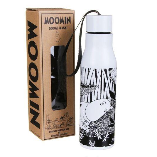 Moomin Midlight Flask