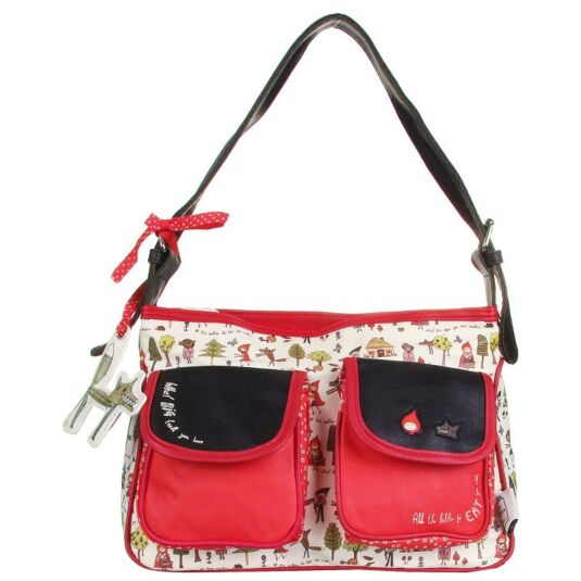 Once Upon A Time Little Red Riding Hood Handbag