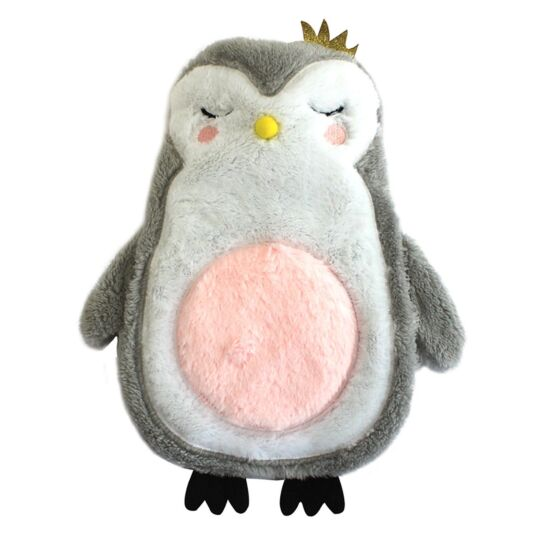 Over the Moon Penguin Hot Water Bottle