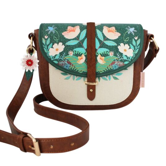Secret Garden Fox Saddle Bag
