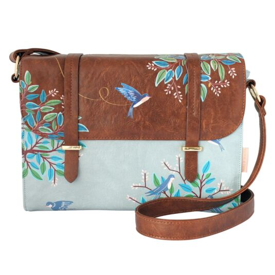 Secret Garden Bird Satchel