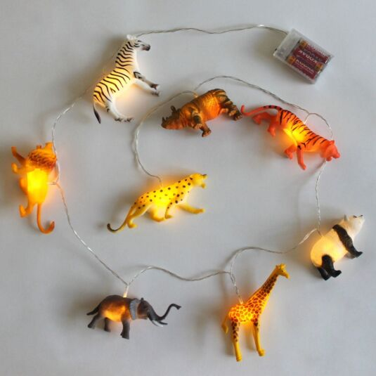 Safari String Lights