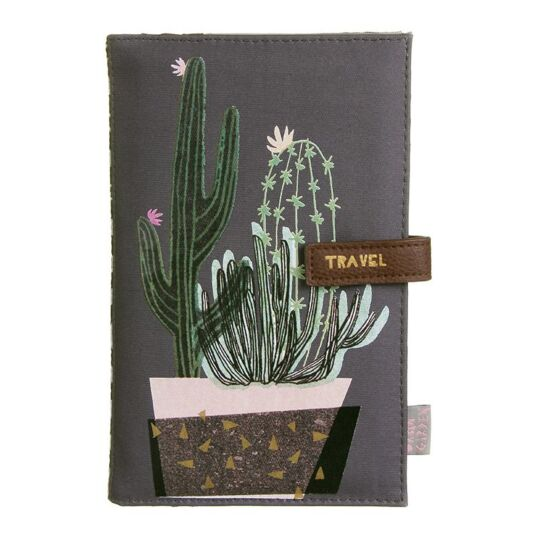 Urban Garden Travel Wallet