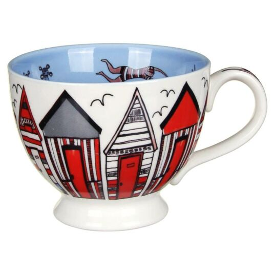 Tales in a Teacup Beach Hut Boxed Teacup