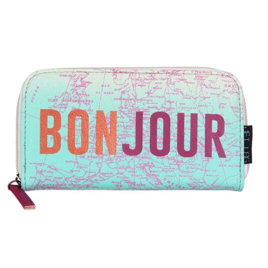 Jet Lag 'Bonjour' Wallet