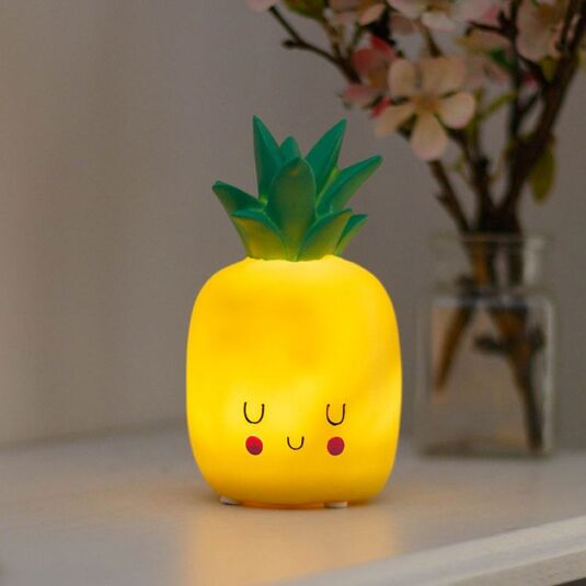 Disaster Designs Hi Kawaii Small Led Pineapple Lamp