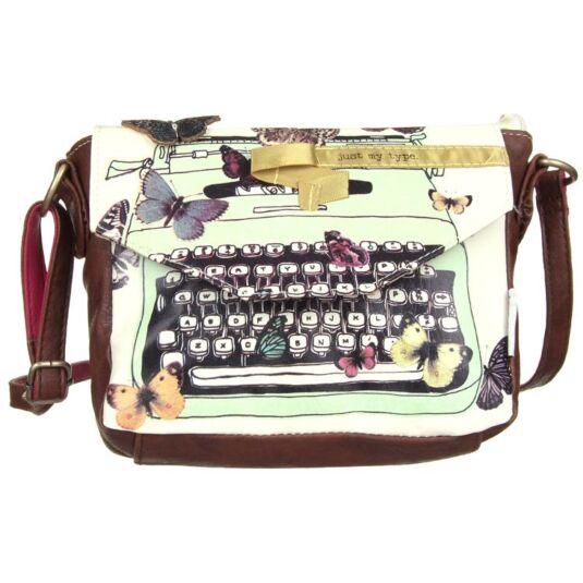 Type Write Mini Bag