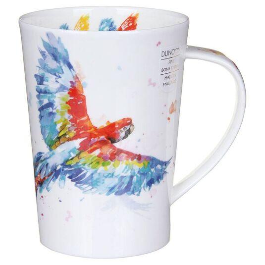 Macaw Argyll Shape Mug