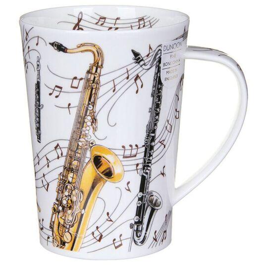 Wind Symphony Argyll Shape Mug