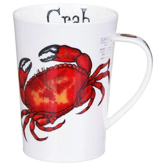 Crab & Lobster Argyll Shape Mug