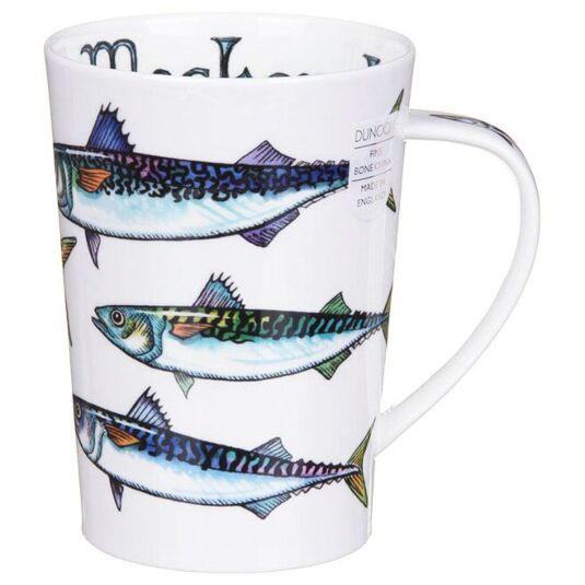 Mackerel Argyll Shape Mug