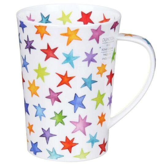 Starburst Argyll Shape Mug