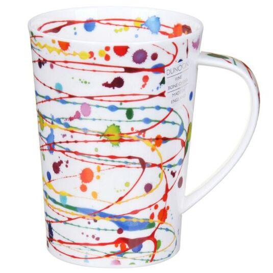 Drizzle Argyll Shape Mug