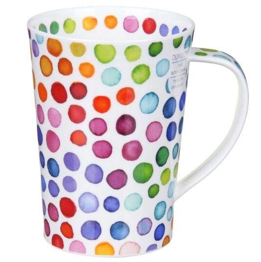 Hot Spots Argyll Shape Mug