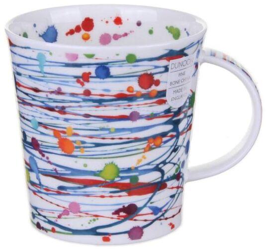 Drizzle Blue Cairngorm Shape Mug