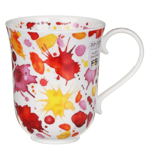 Whoops! Red Braemar Shape Mug
