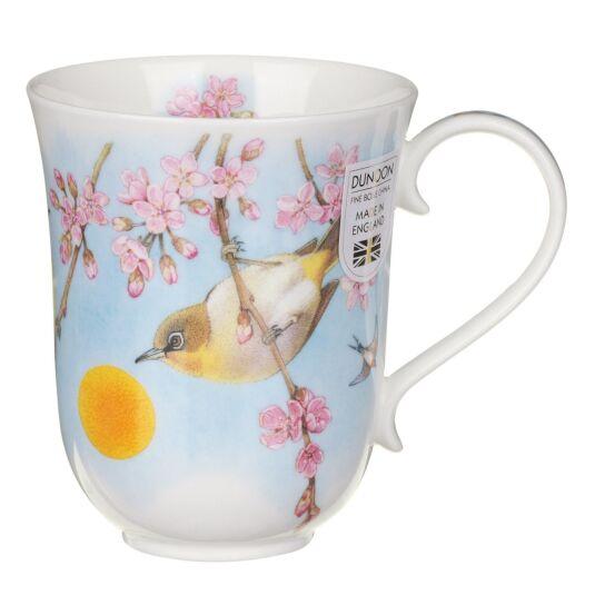 Yasugi Blue Braemar Shape Mug