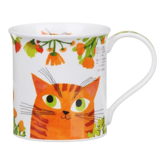 Bright Eyes Ginger Bute Shape Mug
