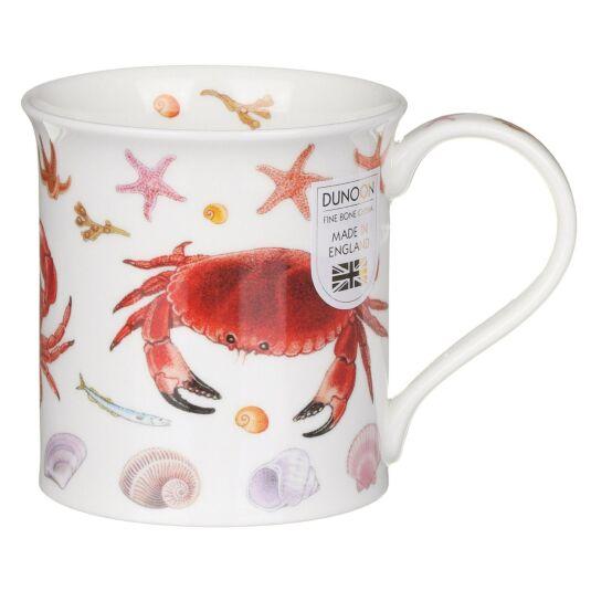 Tideline Crabs Bute Shape Mug
