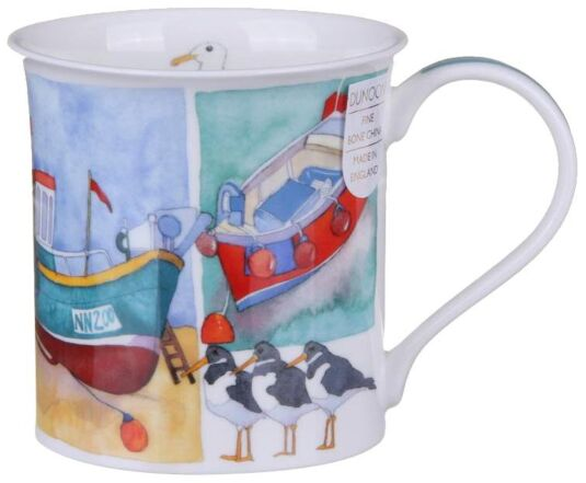 Sandy Bay Boats Bute shape Mug