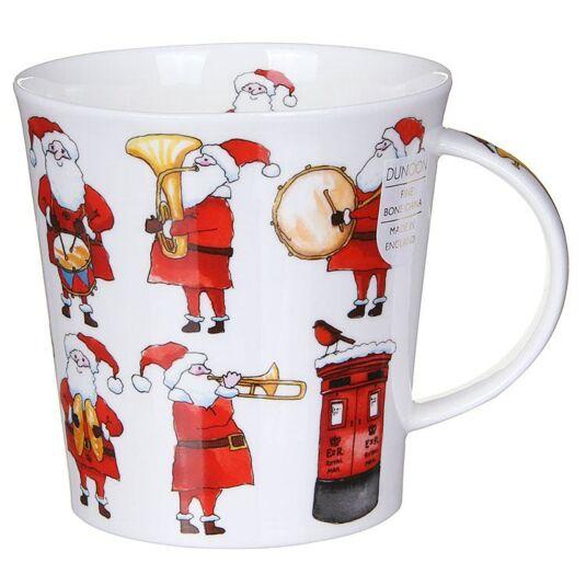 Santa's Brigade - Instrument Cairngorm Shape Mug