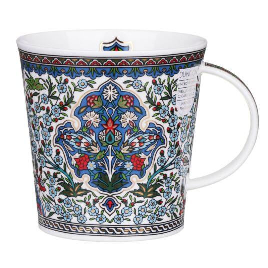 Amara Blue Cairngorm Shape Mug