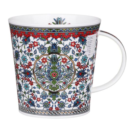 Amara Red Cairngorm Shape Mug