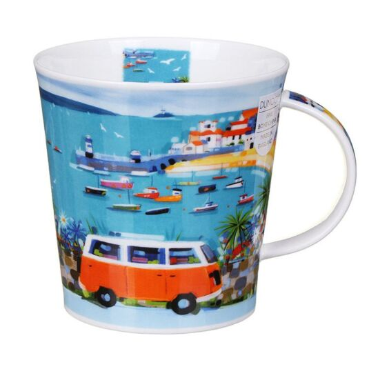 Baywatch Orange Cairngorm Shape Mug