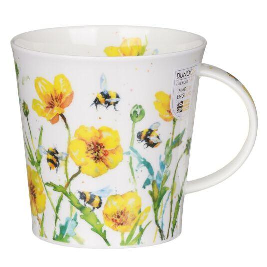 Busy Bees Buttercup Cairngorm Shape Mug