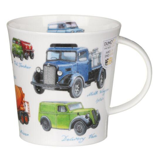 Classic Transport Cairngorm Shape Mug