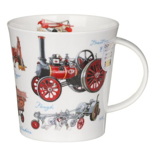 Farm Machinery Cairngorm Shape Mug