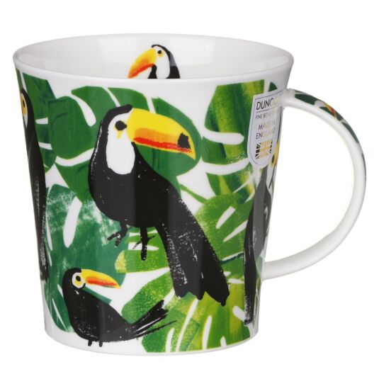 Toucan Tango Cairngorm Shape Mug
