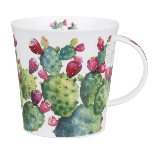 Single Cactus Cairngorm Shape Mug