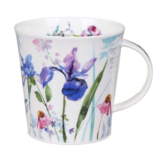 Country Garden Iris Cairngorm Shape Mug