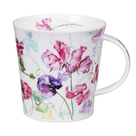 Country Garden Sweet Pea Cairngorm Shape Mug