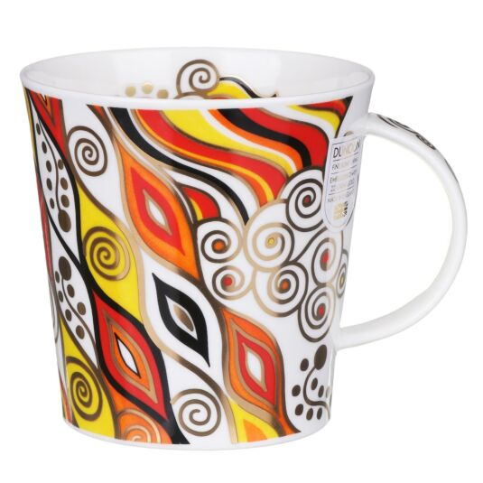 Fantastico Orange Cairngorm Shape Mug