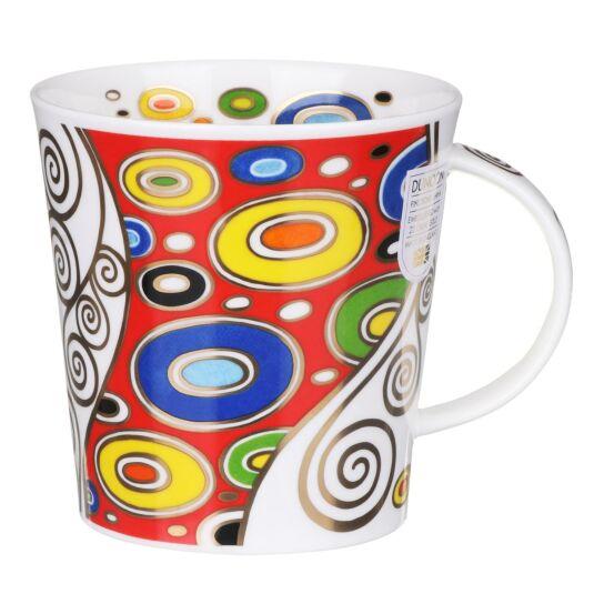 Fantastico Red Cairngorm Shape Mug