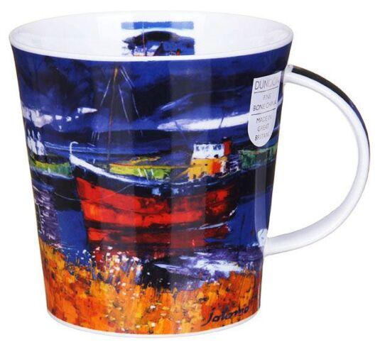 Jolomo Boat Cairngorm Shape Mug