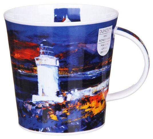Jolomo Lighthouse Cairngorm Shape Mug
