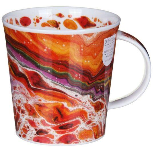 Magma Red Cairngorm Shape Mug