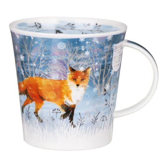 Moonbeam Fox Cairngorm Shape Mug