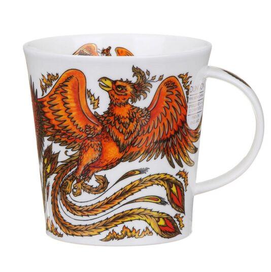 Mythicos Phoenix Cairngorm Shape Mug