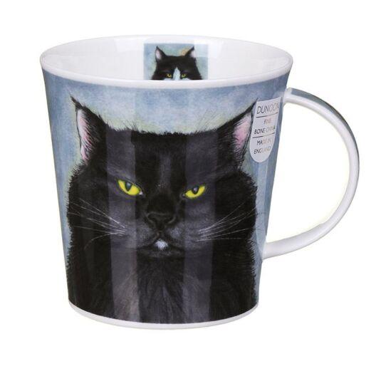 Rogue's Gallery Black Cairngorm Shape Mug