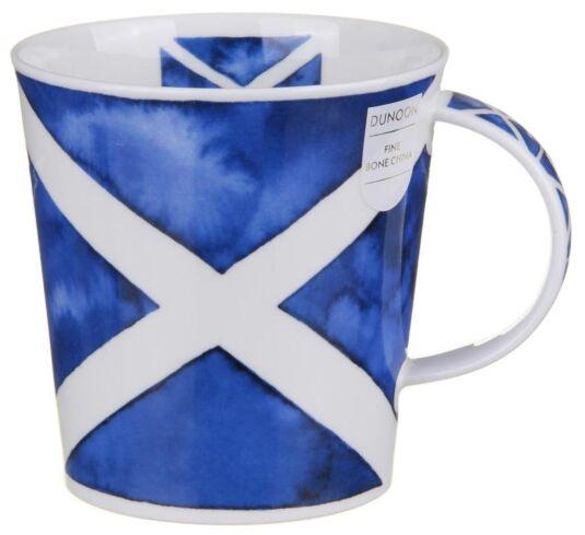Saltire Cairngorm shape Mug
