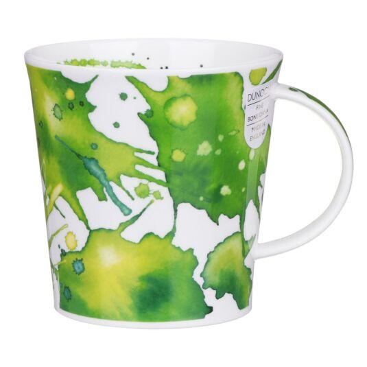 Splosh! Lime Cairngorm Shape Mug