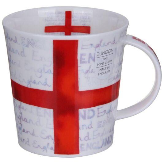 St Georges Flag Cairngorm shape Mug