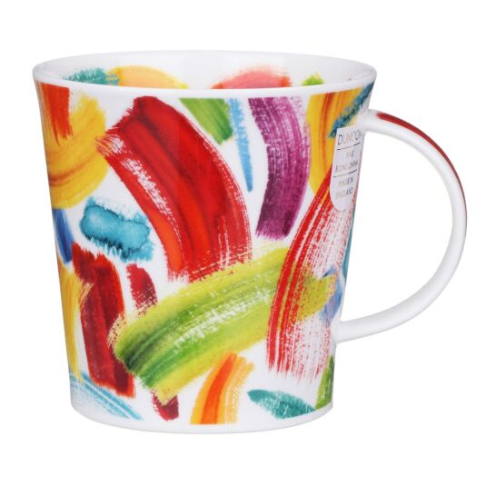 Swish! Cairngorm Shape Mug